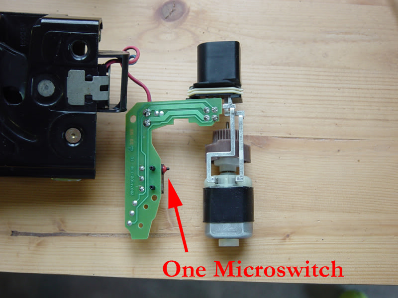 Rear Door Disassembly And Lock Mechanism Repair Passatb5