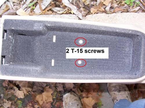 Screws Inside Car Door Case Study Ford
